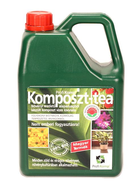 komposzt tea 2 liter rendelés