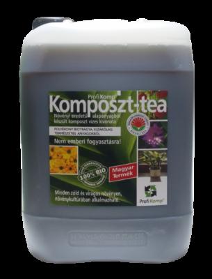 komposzt tea 20 liter rendelés